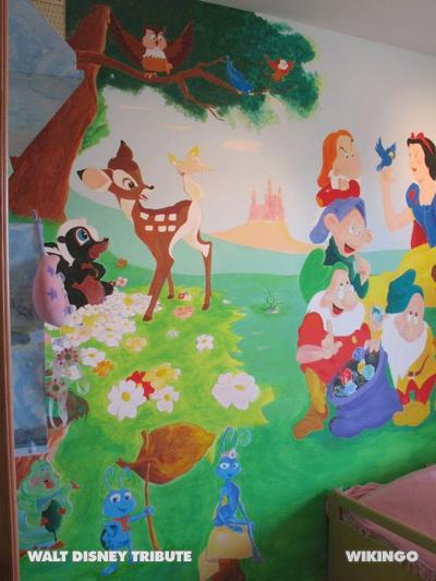 Decora la casa e la cameretta dei bambini decoro stanza - Dipingere la cameretta dei bambini ...